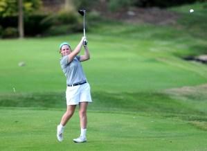 Girls' Golf Wins League Championship