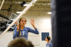 Gallery: Sophomore Volleyball Quad Tournament