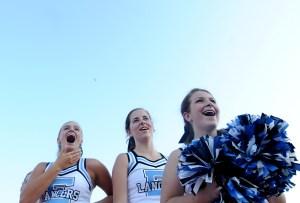 Cheerleaders Appeal For Sports Status
