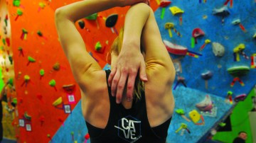 Package: Sisters Bond Through Rock Climbing