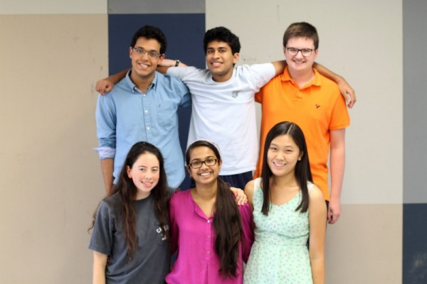 Seven Students Become National Merit Semifinalists