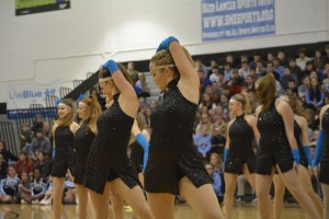 Gallery: Winter Sports Pep Assembly