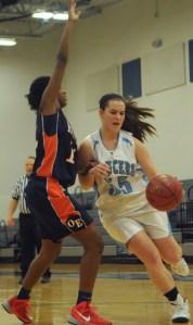 Gallery: Freshman Girls Basketball vs. Olathe East