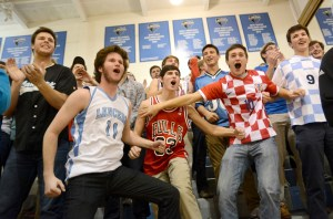 Basketball Gears Up for Rockhurst Rivalry Game
