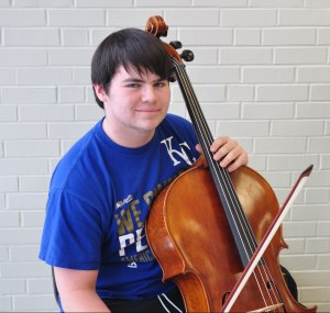 Junior Finds Passion in Cello