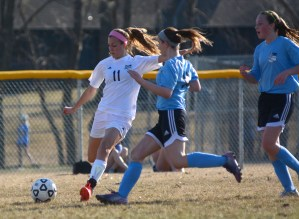 Gallery: Girls' Soccer Scrimmage