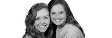 Senior Profile: Kara Lawrence & Audrey Phillips