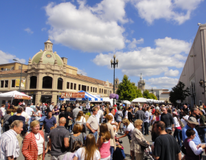 Previewing the Plaza Art Fair