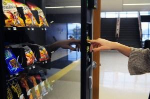 New Vending Machines