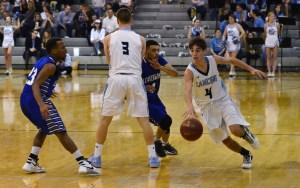 Live Broadcast: Varsity Boys' Basketball vs. SM South