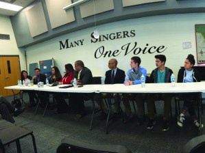 Diversity Committee Panel