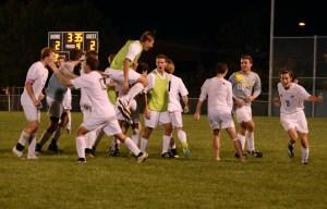 Live Broadcast: Boy's Varsity Soccer vs. SMN