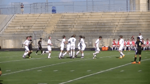 Lancer Highlights: Oliver's goal