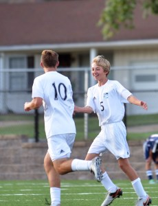 Gallery: Boys C Team Soccer vs. Olathe East