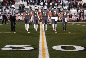 Gallery: Varsity Football vs. SMNorth