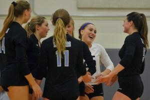 Senior Night: Varsity Volleyball vs. SMS