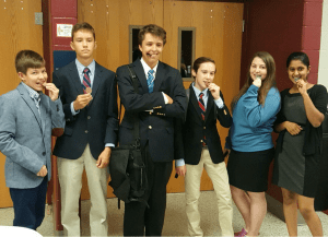 Debate Places Second in Two Tournaments