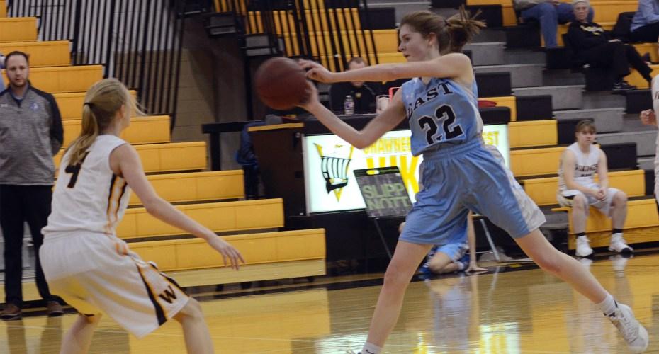 Gallery: JV Girls Basketball vs. SMW
