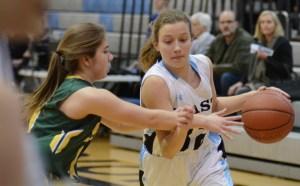 Gallery: Girls JV Basketball vs Shawnee Mission South