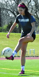 Senior Returns to Soccer Despite Two ACL Injuries