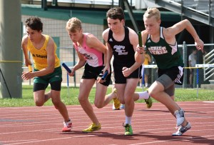 Gallery: Sunflower League JV Track