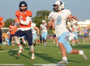 Gallery: Varsity Football vs. Olathe East