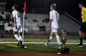 Gallery: Boys' Varsity Soccer vs Olathe Northwest