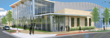 SMSD Aquatic Center Breaks Ground