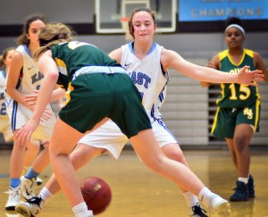 Gallery: Sophomore Girls Basketball VS. Shawnee Mission South