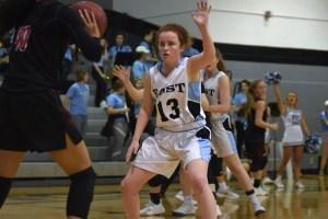 Gallery: Girls Varsity Basketball vs Lawrence