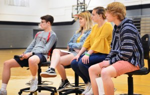 Gallery: Student Voices Assembly