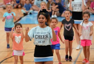Gallery: Fall Cheer Clinic