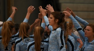 Gallery: Girls' Varsity Volleyball vs Gardner Edgerton