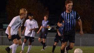 Gallery: Boys Varsity Soccer vs Blue Valley West