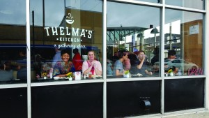 Thelma's Kitchen on Troost Ave. is Kansas City's first pay-what-you-can lunch cafe