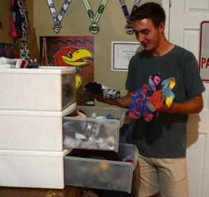 A Sucker for Socks: Carson Jones on Self-Expression Through Socks