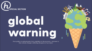 Global Warning: A Special Report On Climate Change