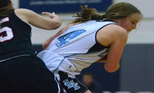 Gallery: Girls Freshmen Basketball vs. Blue Valley West