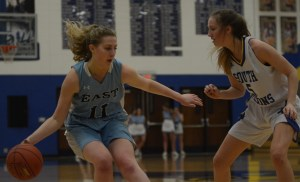 Gallery: Girls Varsity Basketball vs. Olathe South