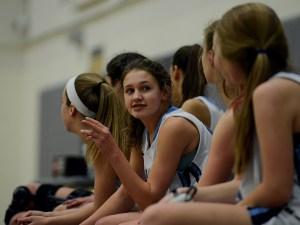 Gallery: Girls Developmental Basketball vs. Olathe North