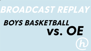 Game Replay: Varsity Boys Basketball falls late to Olathe East 68-61