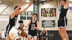 Gallery: Boys Varsity Basketball vs. Lawrence Free State