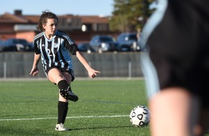 Gallery: Girls JV Soccer Vs. Lawrence Free State