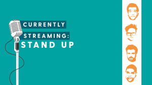 Currently Streaming: Review of Netflix Stand Up Comedy Specials