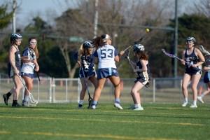 Gallery: Girls JV Lacrosse vs. St. Thomas Aquinas