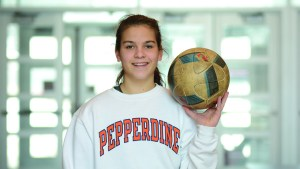 Pepperdine Soccer Commit: Caroline Coleman
