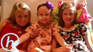 The SME Bone Marrow Drive with Ellie and Ava Peters