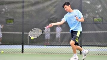 Gallery: Boys JV Tennis vs. St. Thomas Aquinas