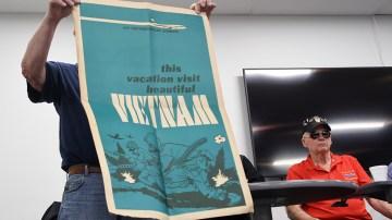 Gallery: Vietnam War Veterans Presentation