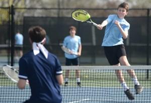 Gallery: Boys JV Tennis VS Blue Valley North